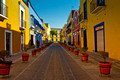 Images of Colorful Puebla, Mexico